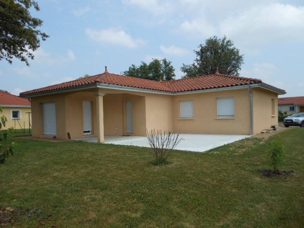 Annonce location maison attignat 01340 89 m 814 for Annonce location maison